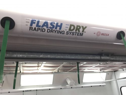 flash dry install